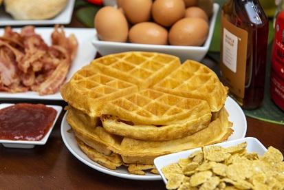 Key West breakfast