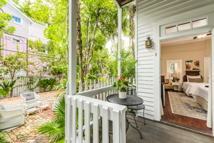 Bed and Breakfast in Key West - Pet Friendly