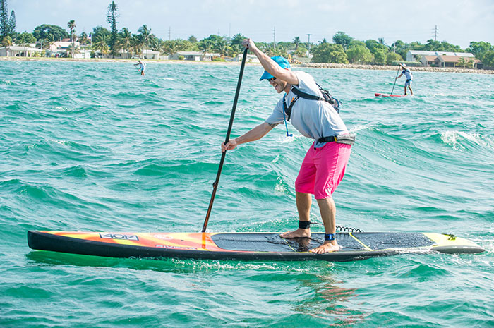 Paddle Boarding in Key West