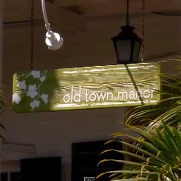 Old Town Manor Video