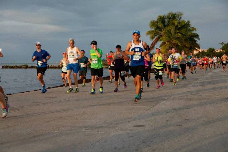 spring races: Key West Half Marathon