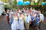 Jen & Jenna Key West Wedding