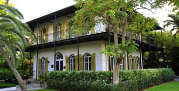 top 10 things to do in key west - Hemingway House