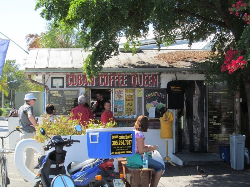 90 Miles to Cuba - Cuban Coffee Queen Key West