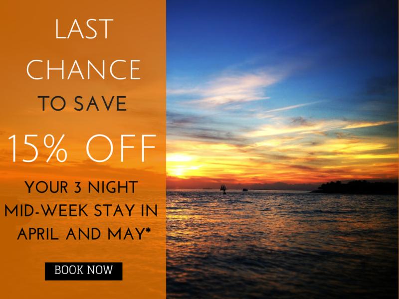 key west spring savings - hotel deals