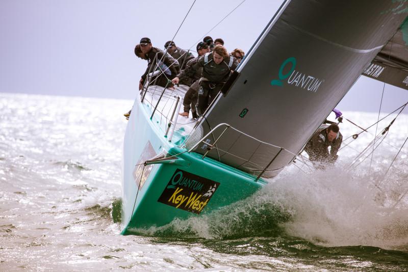 key west events - quantum yacht races by Ken Stanek