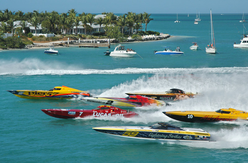 key west events - super boat key west championships
