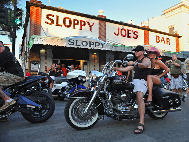 key west events - peterson's poker run