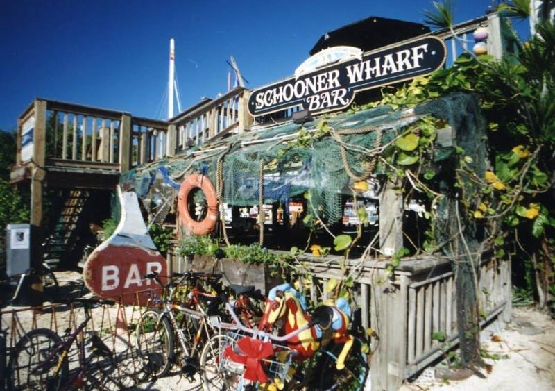 Dog Friendly Key West Restaurants - Schooner Wharf Key West