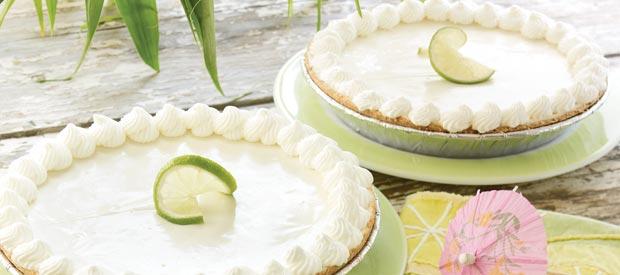 Key Lime Pie - Key Lime Pie Company Key West