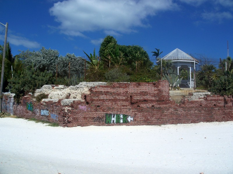 key west beaches, rest beach