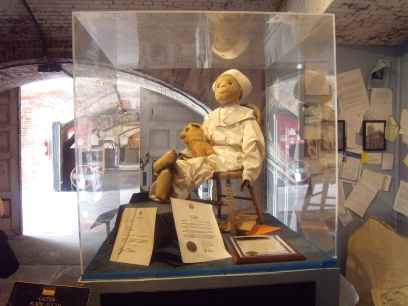 Key West Ghost Tours Robert the Doll