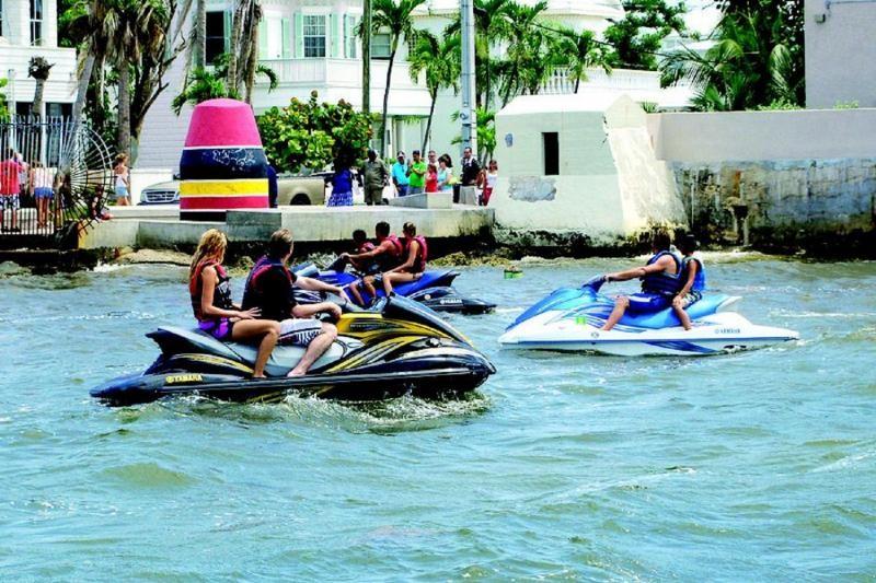 Key West Water Activities, Jet Ski Tours