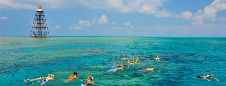 Key West Water Activities, snorkeling