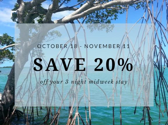 Key West Fall Discounts