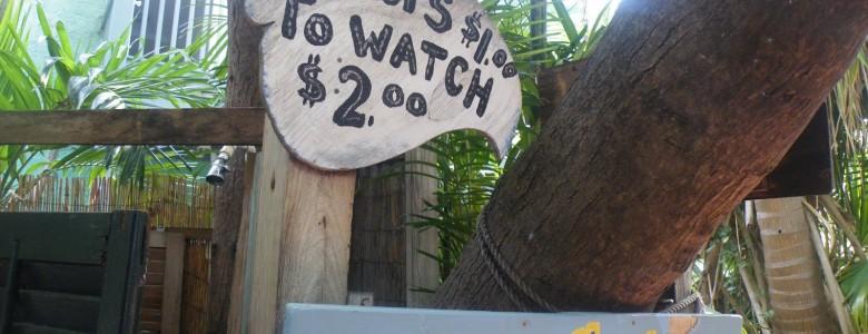 Key West Breakfast Restaurants, Blue Heaven