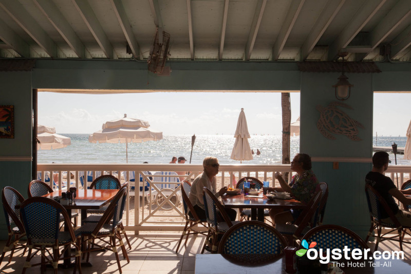 Key West Breakfast Restaurants, Southernmost Beach Cafe