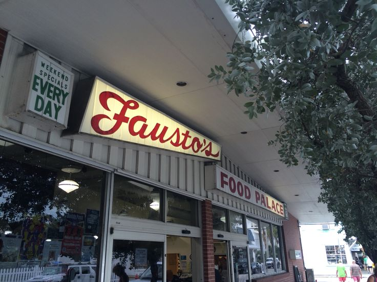 Thanksgiving in Key West: Fausto's Food Market
