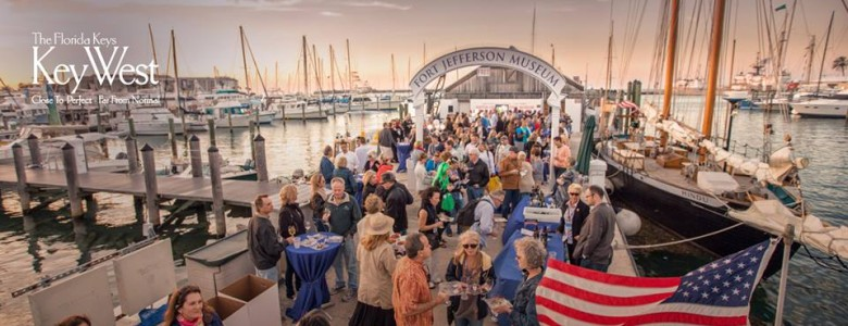 Key West January Events - Food and Wine Festival