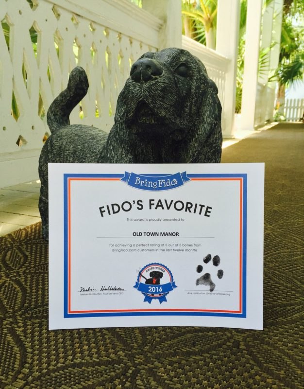 Bring Fido Award