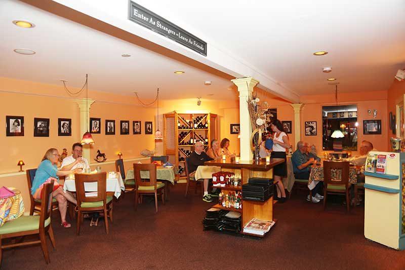 Camille S Restaurant