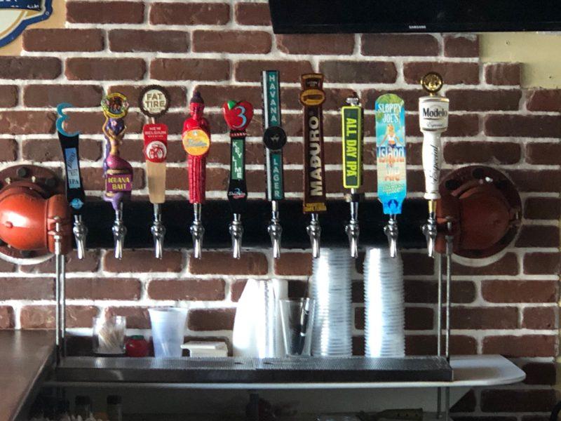 Best bars in Key West - Joe's Tap Room at Sloppy Joe's Bar
