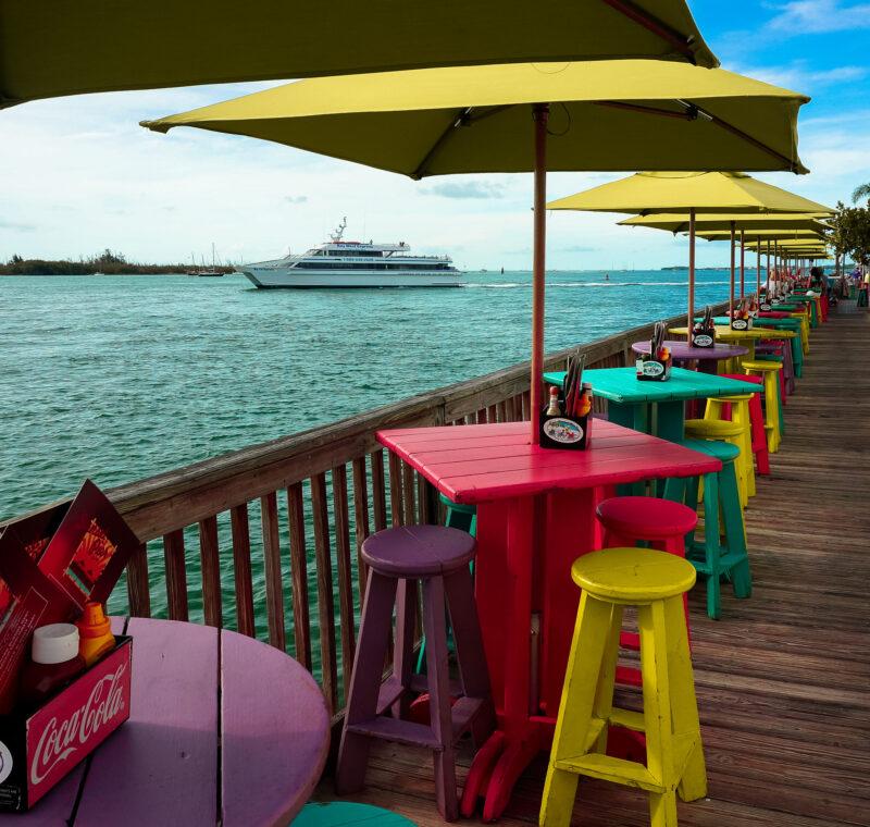 Sunset Pier Key West