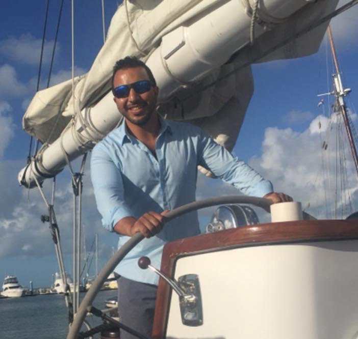 Key West bed and breakfast - Meet the staff - Haytham