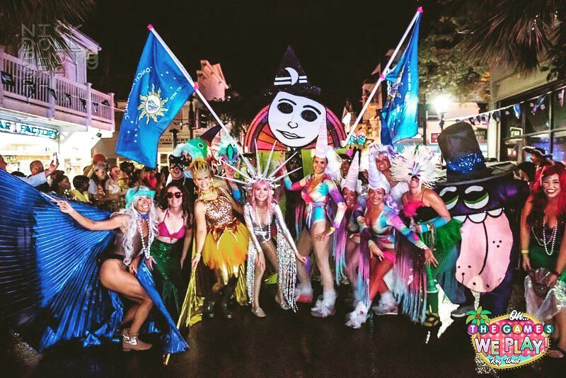 Key West Christmas Parade 2019.Preparing For Key West Fantasy Fest 2019 Get Your Tickets