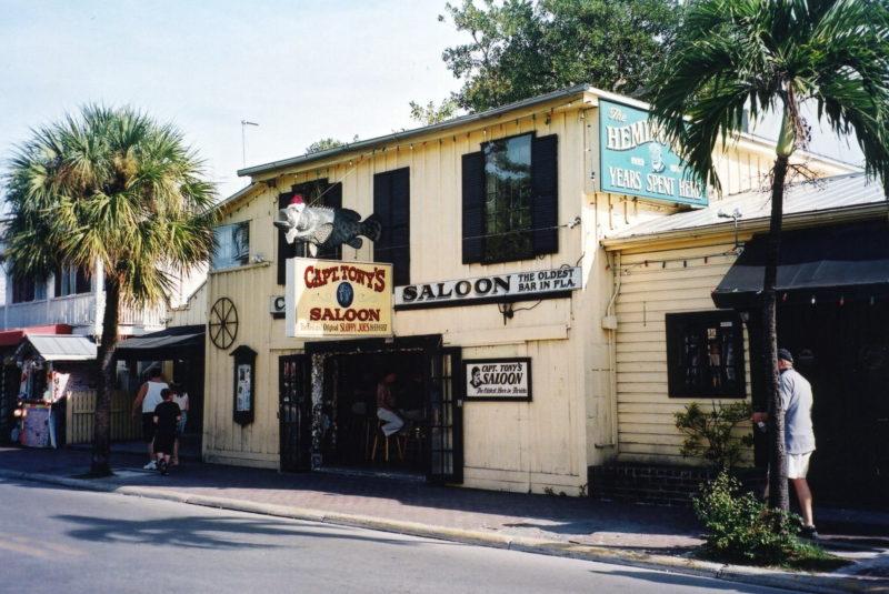Captain Tony's Key West