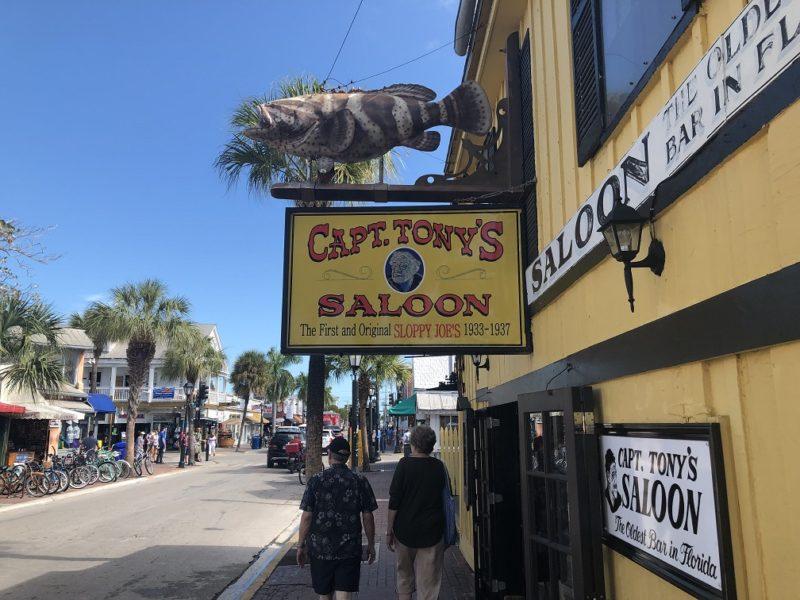 Capt Tony's Saloon Key West