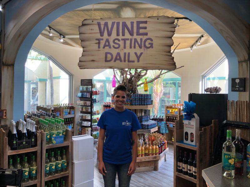 Key West wine
