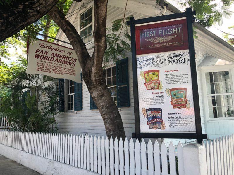 Key West bars - First Flight