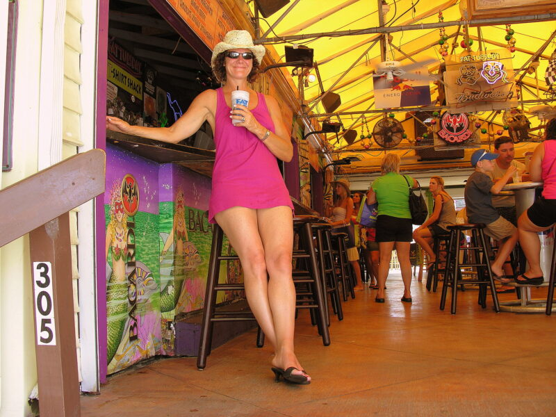 Best bars in Key West - Fat Tuesday