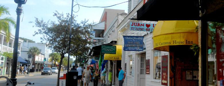 Duval Street Key West - Best Key West bars